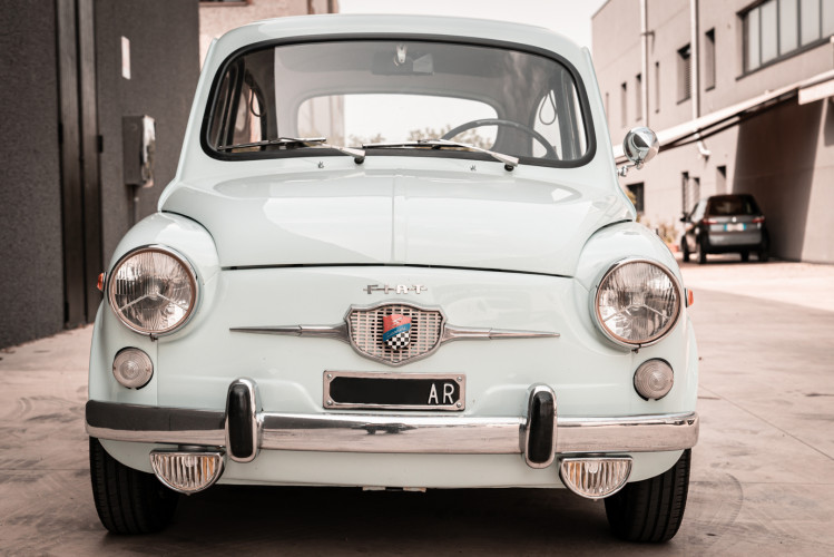 1968 Fiat Giannini 750 TV Turismo Veloce 2