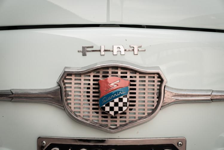 1968 Fiat Giannini 750 TV Turismo Veloce 17