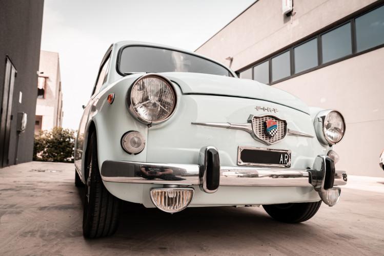 1968 Fiat Giannini 750 TV Turismo Veloce 3