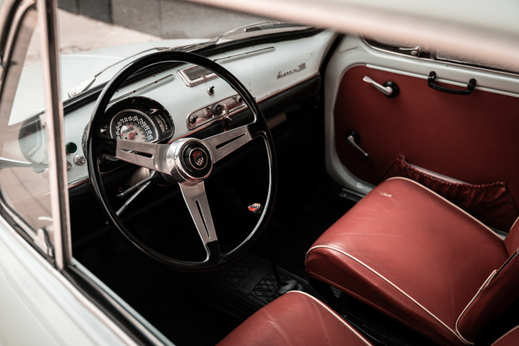 1968 Fiat Giannini 750 TV Turismo Veloce 20
