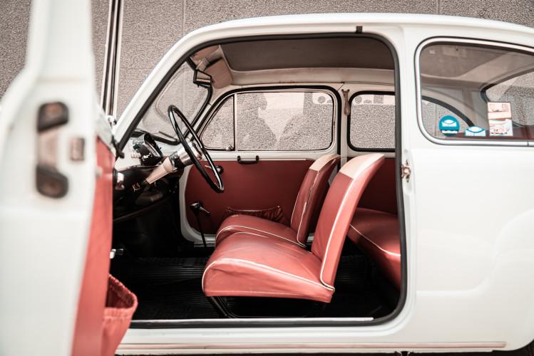 1968 Fiat Giannini 750 TV Turismo Veloce 21