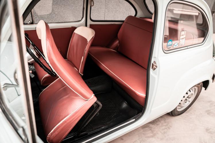 1968 Fiat Giannini 750 TV Turismo Veloce 22