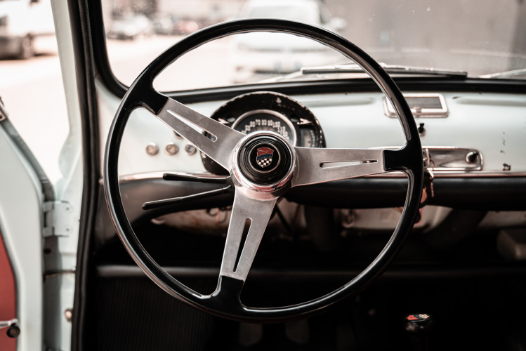 1968 Fiat Giannini 750 TV Turismo Veloce 26