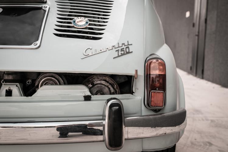 1968 Fiat Giannini 750 TV Turismo Veloce 11