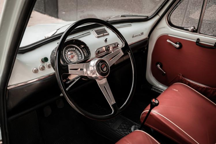 1968 Fiat Giannini 750 TV Turismo Veloce 33