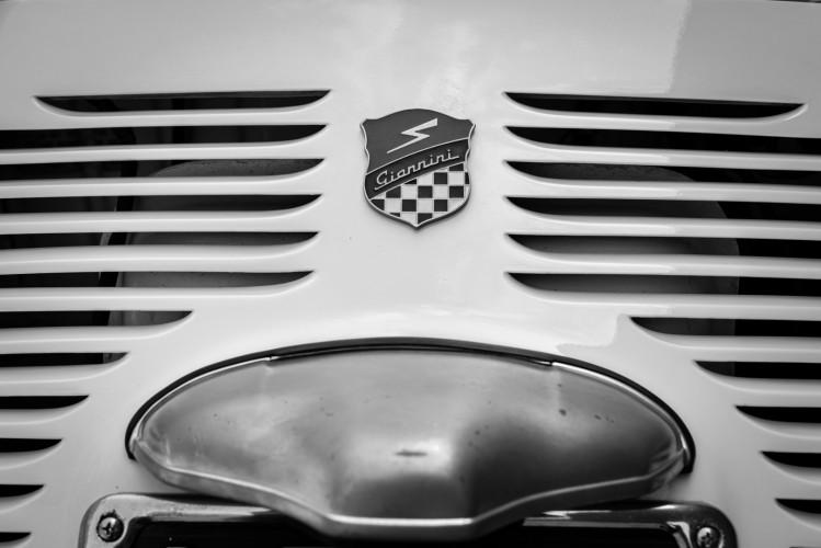 1968 Fiat Giannini 750 TV Turismo Veloce 8