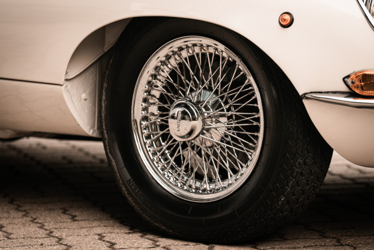 1968 Jaguar E-Type 4.2 Series 1 OTS 11