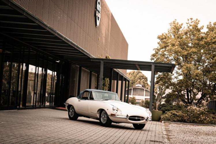 1968 Jaguar E-Type 4.2 Series 1 OTS 1