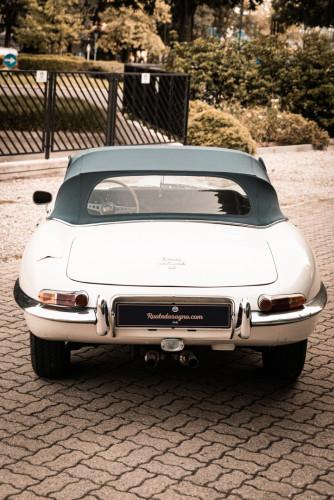 1968 Jaguar E-Type 4.2 Series 1 OTS 5