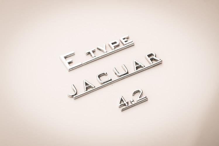 1968 Jaguar E-Type 4.2 Series 1 OTS 24
