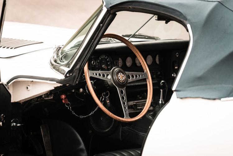 1968 Jaguar E-Type 4.2 Series 1 OTS 34