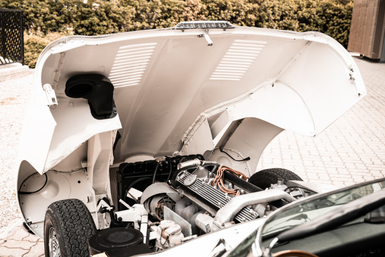 1968 Jaguar E-Type 4.2 Series 1 OTS 46
