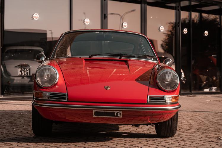 1967 Porsche 912 11