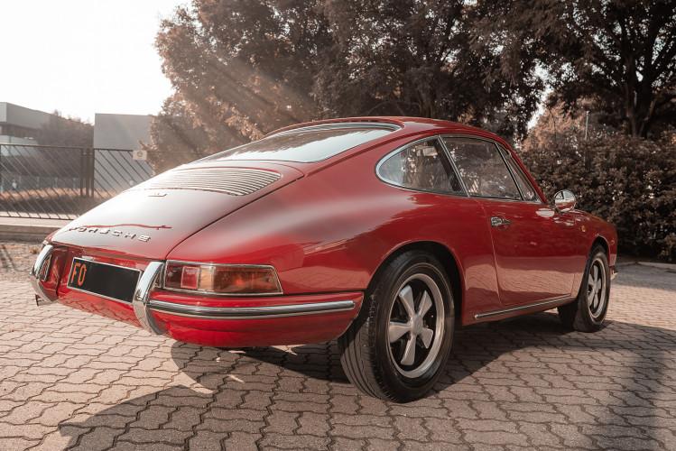 1967 Porsche 912 7