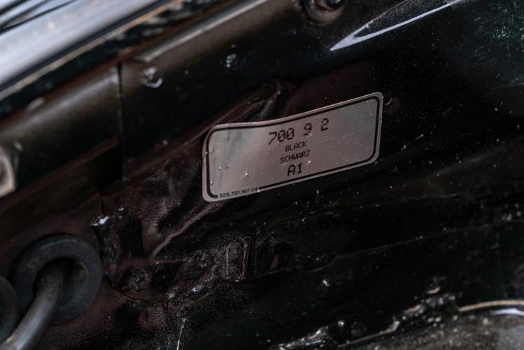 1989 Porsche 911 Speedster Turbo Look 28