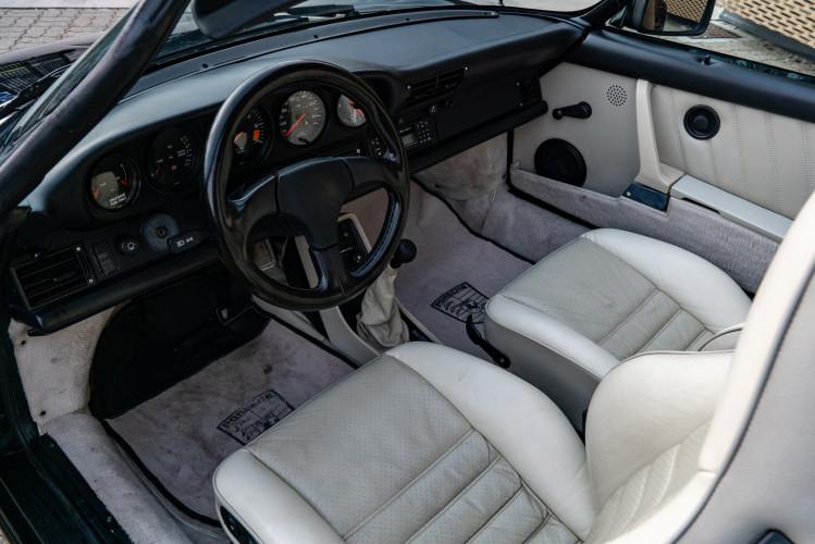 1989 Porsche 911 Speedster Turbo Look 36