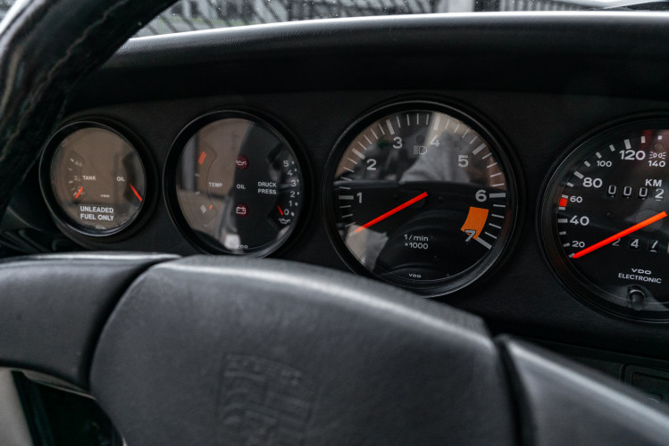 1989 Porsche 911 Speedster Turbo Look 43