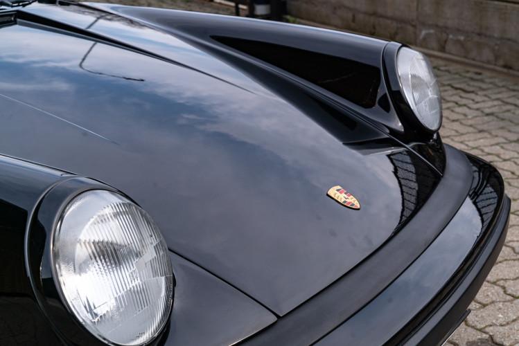 1989 Porsche 911 Speedster Turbo Look 11