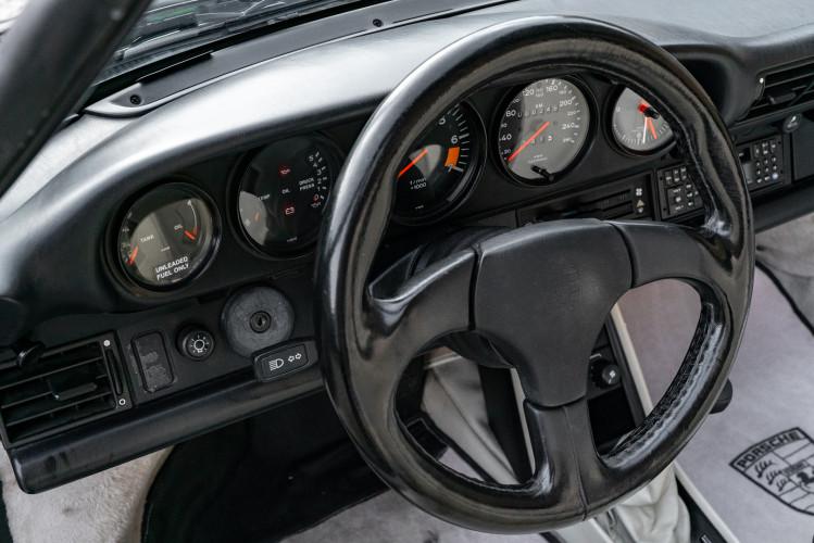 1989 Porsche 911 Speedster Turbo Look 47