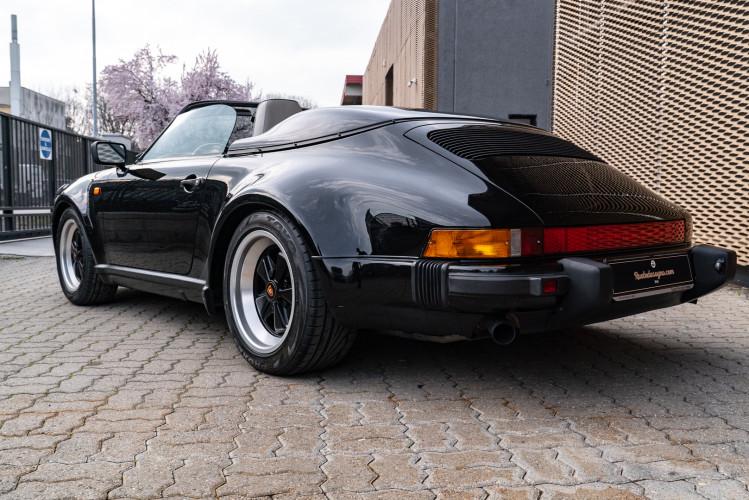 1989 Porsche 911 Speedster Turbo Look 1