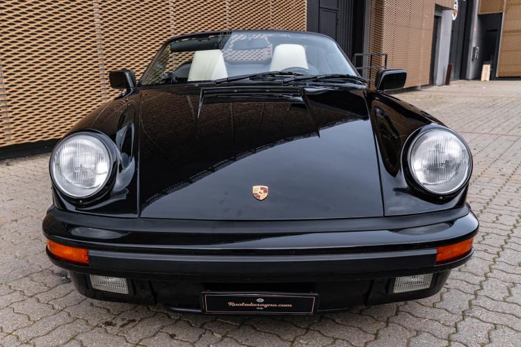 1989 Porsche 911 Speedster Turbo Look 4