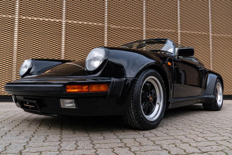 1989 Porsche 911 Speedster Turbo Look 3
