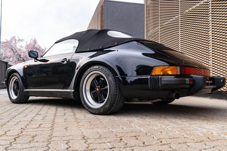 1989 Porsche 911 Speedster Turbo Look 10