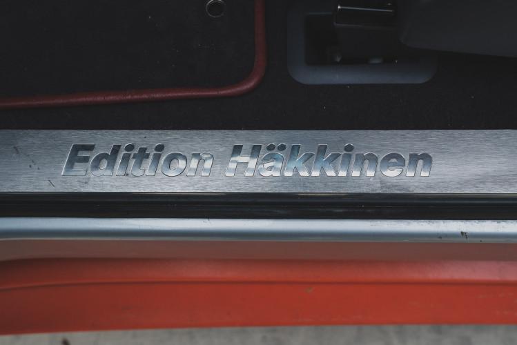 1999 Mercedes-Benz A160 Mika Hakkinen Edition 145/250 18