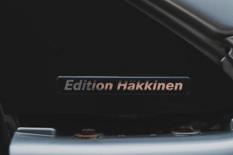 1999 Mercedes-Benz A160 Mika Hakkinen Edition 145/250 2