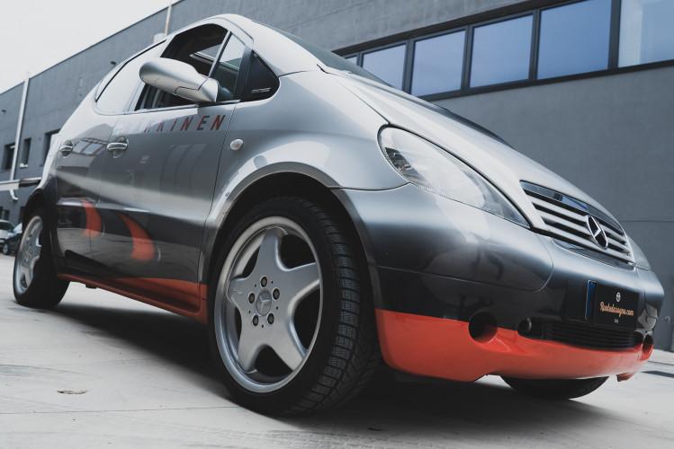 1999 Mercedes-Benz A160 Mika Hakkinen Edition 145/250 26