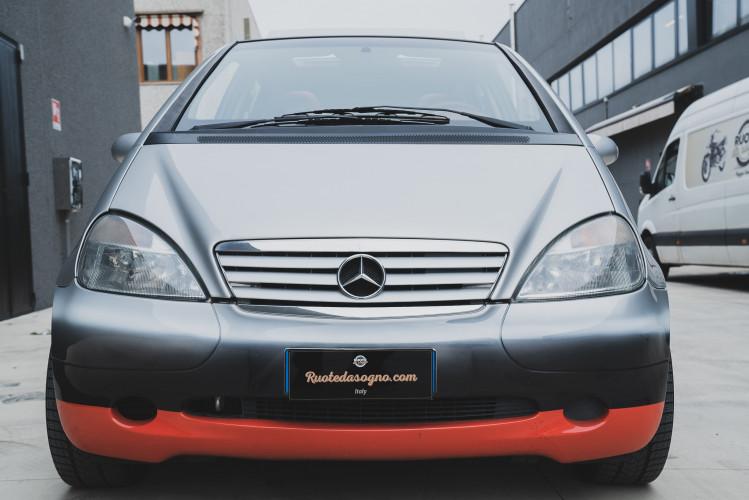 1999 Mercedes-Benz A160 Mika Hakkinen Edition 145/250 29