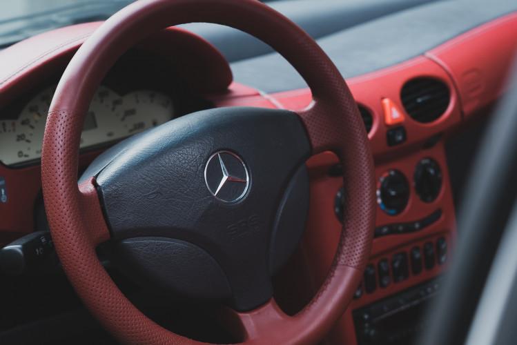 1999 Mercedes-Benz A160 Mika Hakkinen Edition 145/250 34