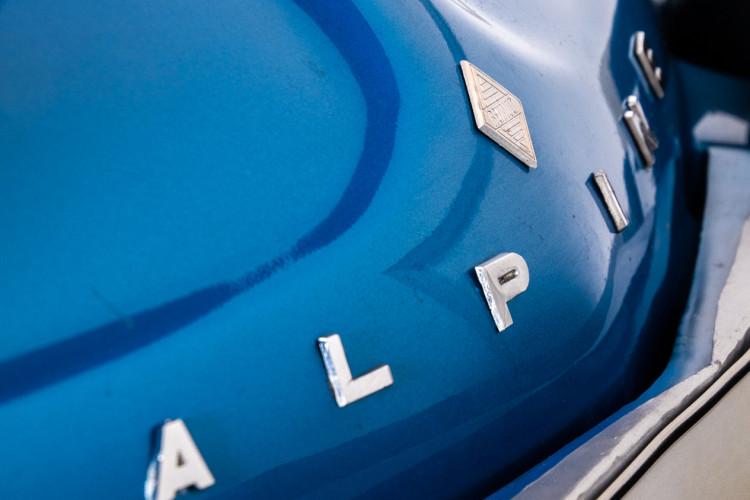 "1972 Alpine-Renault A110 1600 S ""VB"" 10"