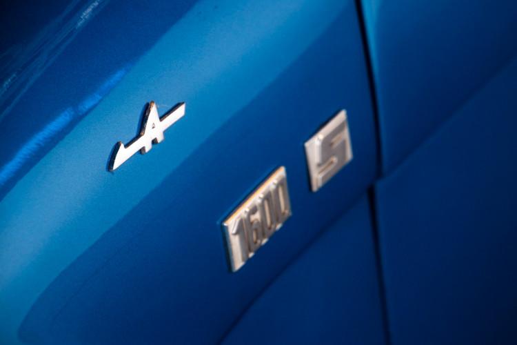 "1972 Alpine-Renault A110 1600 S ""VB"" 14"