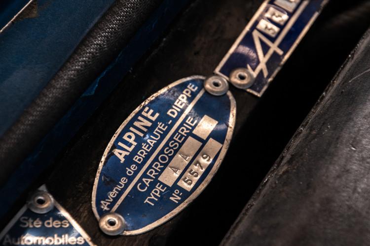 "1972 Alpine-Renault A110 1600 S ""VB"" 43"