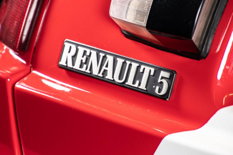 1984 Renault 5 Turbo 2 26