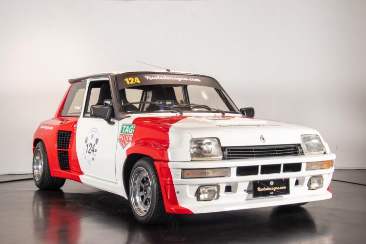 1984 Renault 5 Turbo 2 8