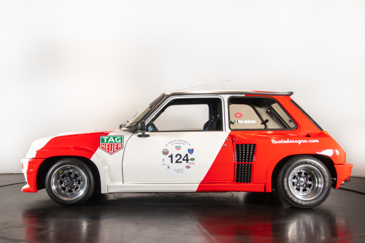 1984 Renault 5 Turbo 2 1