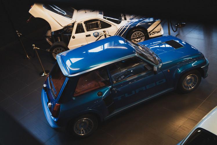 1982 Renault 5 Turbo 1 0