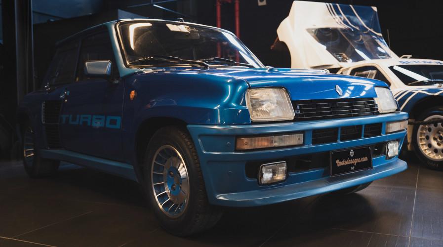 1982 Renault 5 Turbo 1 3