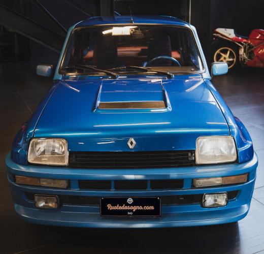 1982 Renault 5 Turbo 1 4