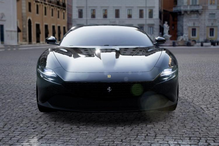 2021 Ferrari Roma 1
