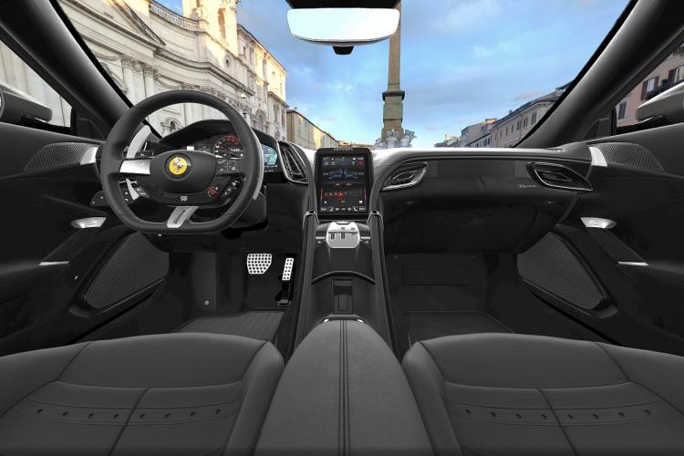 2021 Ferrari Roma 4