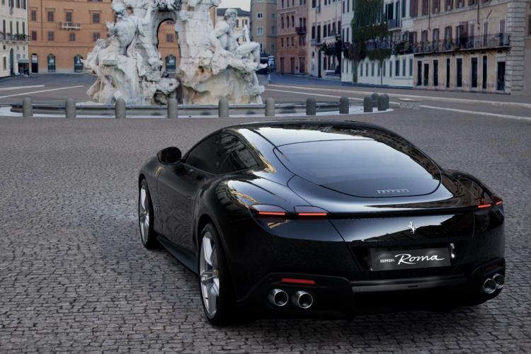 2021 Ferrari Roma 3