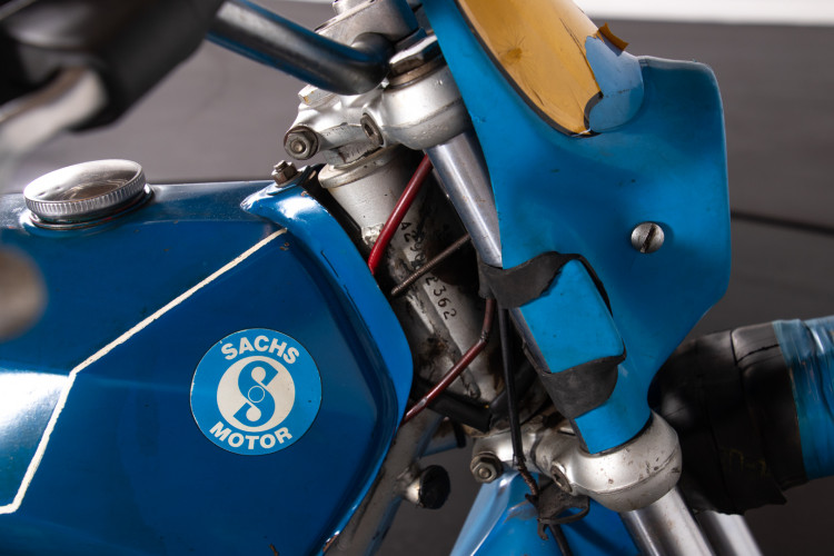 1978 SACHS 125 GS SEVEN  13