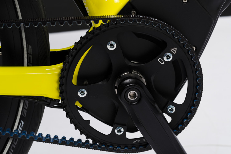 Sportiva yellow 9