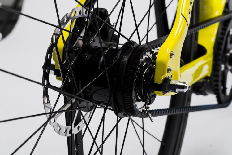 Sportiva yellow 8