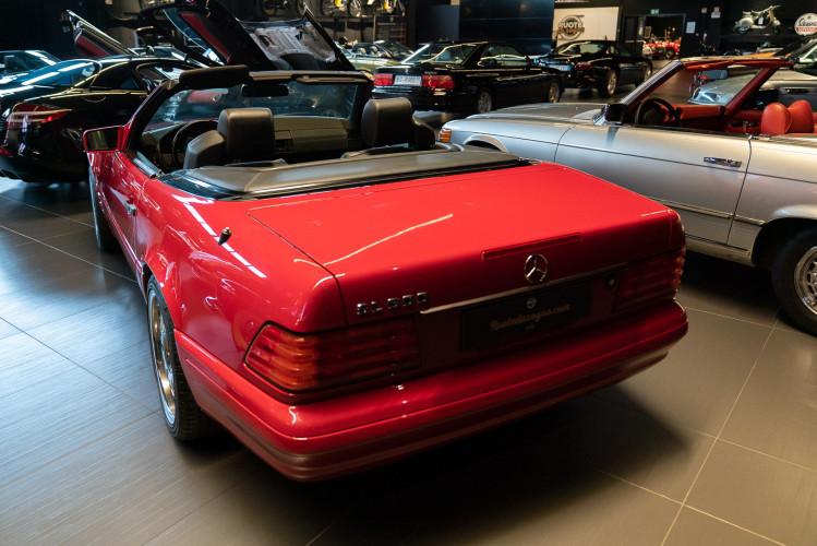 1998 Mercedes Benz 600 SL 48