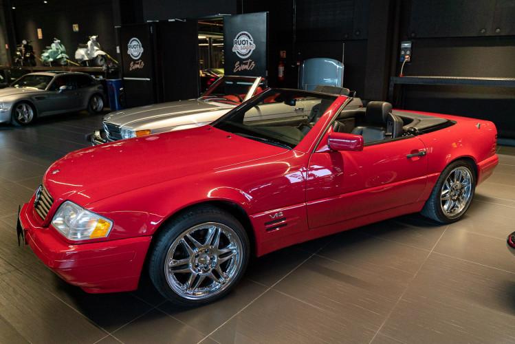 1998 Mercedes Benz 600 SL 50