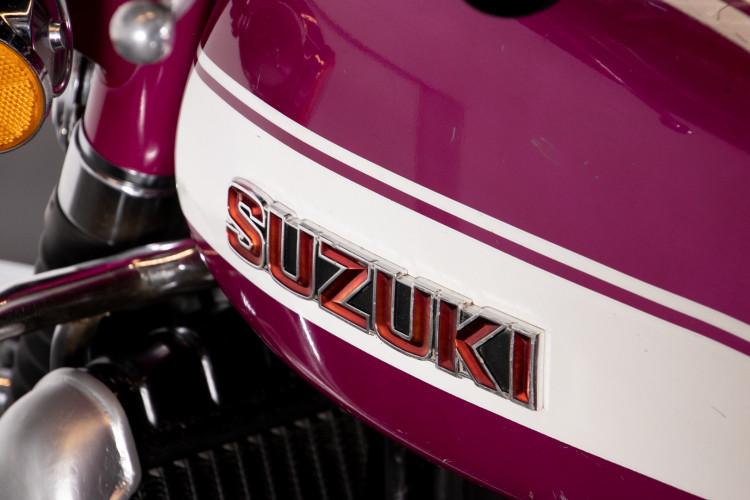 1972 SUZUKI GT 750 14